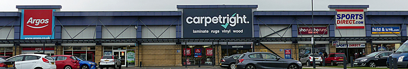 TWO Glasgow Carpetright Stores To Close