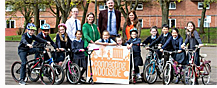 NEW Name For Woodside Active Travel Project