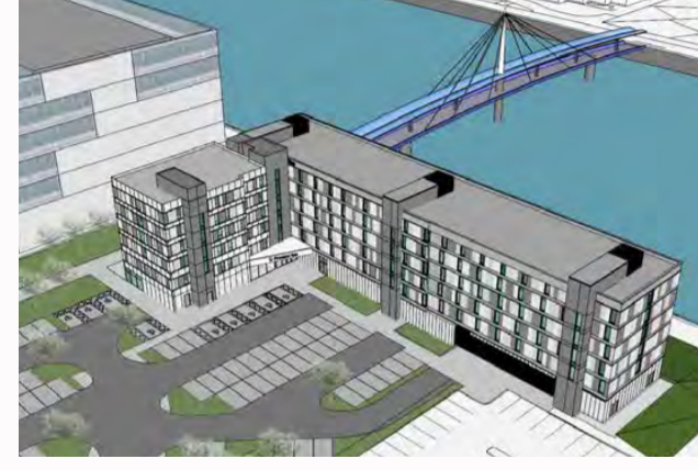 Pacific Quay Hotel Extension Is Approved Reglasgow