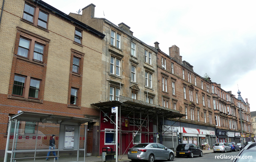 Plan To Knock Down Unsafe Glasgow Tenement And Build Flats