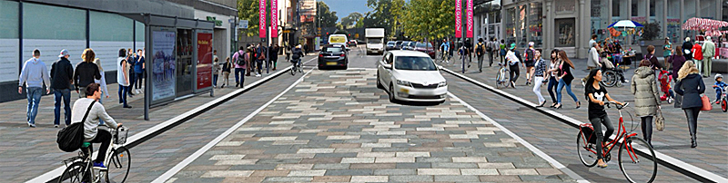 PUBLIC Asked For Views Over Multi-Million Pound Makeover Of Byres Road