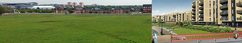 CONSTRUCTION To Start On More Than 550 Homes At Dalmarnock