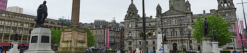 MAJOR Movie Production Coming To Glasgow City Centre