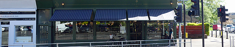OUTSIDE Seating At West End Restaurant Approved At Second Attempt
