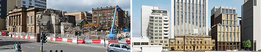 MASSIVE Glasgow Custom House Hotels Development Unveiled