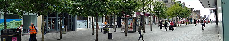 POLICE Box Coffee Kiosk Can Open In Sauchiehall Street