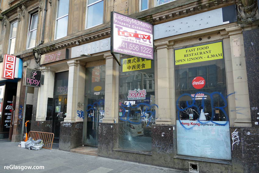 Planners Have No Appetite For New Sauchiehall Street Kfcs