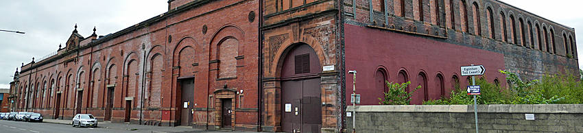MASSIVE Indoor Play Centre Approved For Old Glasgow Printing Works