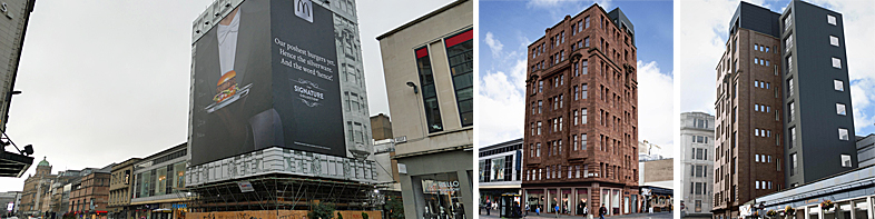"""HISTORIC Glasgow Building Judged To Have """"Come To End Of Useful Life"""" Can Be Saved"""