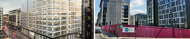PERMISSION Given For Clydesdale Bank HQ Office Block In Glasgow City Centre