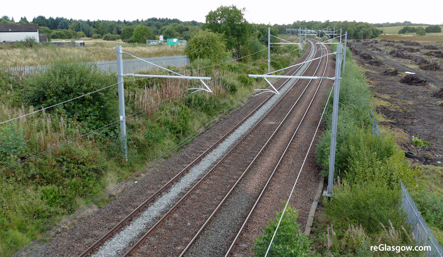CONSTRUCTION Starting On New Robroyston Rail Station - reGlasgow