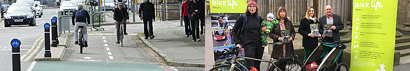 RESEARCH Shows Strong Support For More Glasgow Bike Lanes