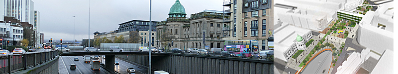 M8 Roof At Charing Cross Is Among People-Focused Projects Glasgow Should Forge Ahead With