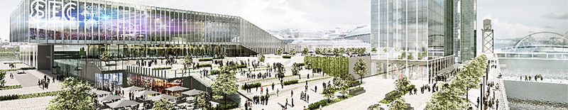 BLUEPRINT For Turning Glasgow's SEC Into Multi-Conference Venue Unveiled