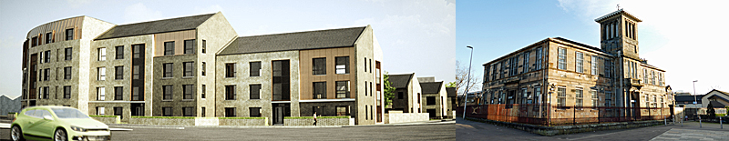 MULTI-Million Pound Contract Awarded For Govan Housing And Office Project