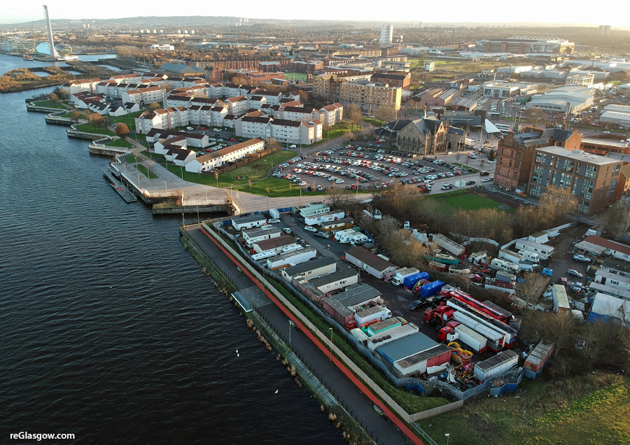 GOVAN Waterfront Regeneration Moves Forward With Land Sale