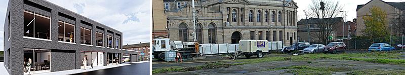 GO-Ahead Given For £2Million Headquarters Building In Bridgeton