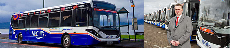 BUS Operator Continues Multi-Million Pound Investment In Hi-Tech, Low Emission Vehicles