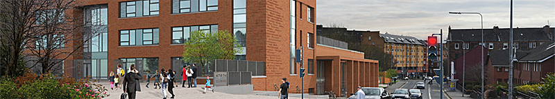 IN Pictures — Images Of How New Maryhill School Will Look