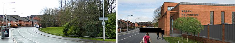 COUNCIL Seek Go-Ahead For New School In North Glasgow