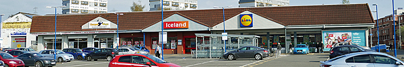 PLANNERS Back Transformation Of Glasgow Supermarket