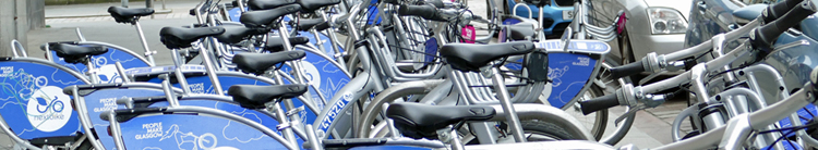 LOCATIONS Revealed For Glasgow's E-Bike Fleet Plus New Cycle Hire Stations