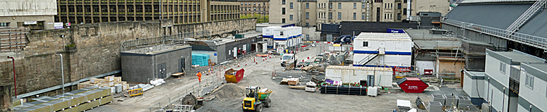 MULTI-Million Pound Funding Plan Could Lead To Major Office Development At Queen Street Station