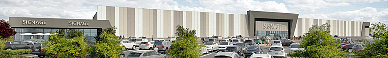 GO-Ahead Given For The Range Retail Development