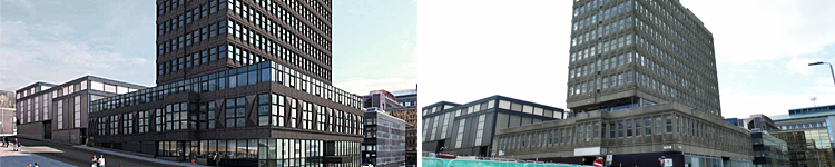 FOUR-Star Hotel Proposed For Empty Glasgow Office Block