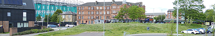 FLATS Development Proposed For High Profile Parkhead Site