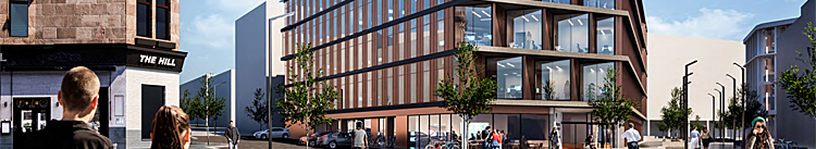 GLASGOW University Submits Plans For £40Million Institute Of Health and Wellbeing