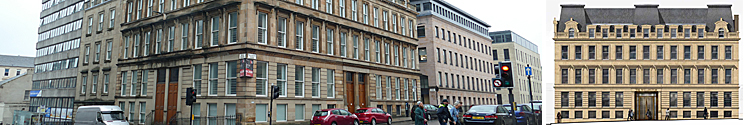HOTEL Plan For B-Listed Ex-Tribunal Court Building In Glasgow City Centre