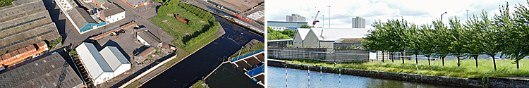 ACTIVE Travel Link And Landscaping Approved For Glasgow Canal Basin