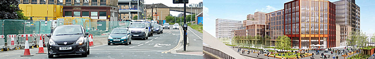 END Of The Road Coming Within Weeks For Riverside Traffic Route