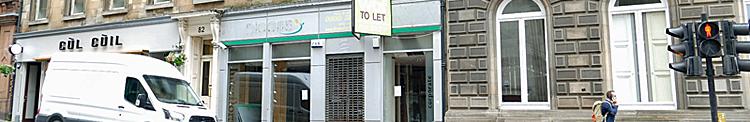 NOODLE Restaurant Proposed For Vacant City Centre Florist Shop