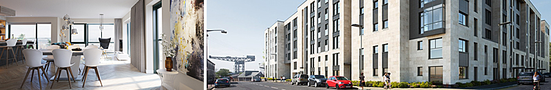 DEMAND Strong For Finnieston Flats Development