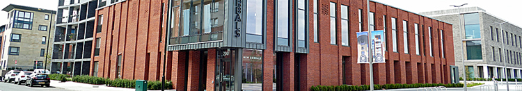 NEW Headquarters For Housing Association Completes Gorbals Civic Hub
