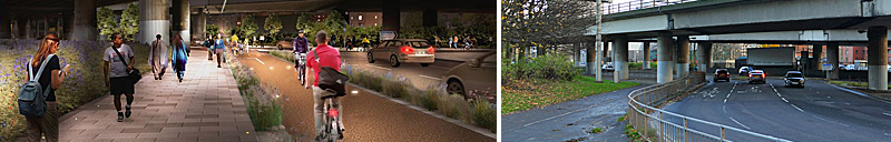DELAY For Glasgow's Public Realm Avenues Project