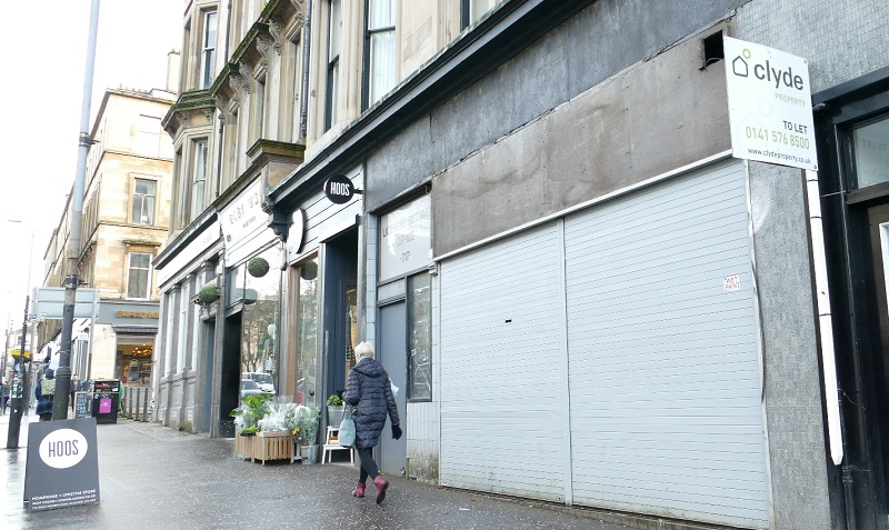 WEST End Bakery Make Second Attempt At Turning Retail Unit Into Cafe