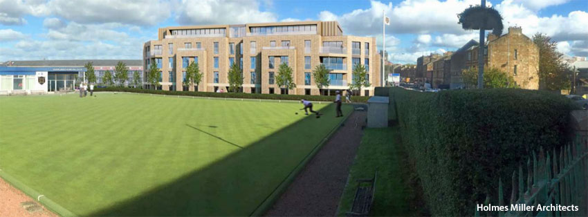 SOUTH Side Bowling Club Flats Development Approved On Appeal