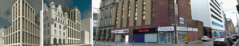 TRONGATE Hotel Development Gets Planning Approval