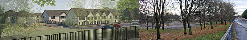 HOUSING Association Puts Forward Plans For Ex-School Site In Yoker
