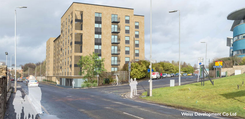 DEVELOPER Withdraws Plan For Build-To-Rent Flats Near Speirs Wharf