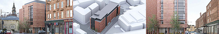 DEVELOPER Looks To Progress Student Accommodation Block Next To High Court