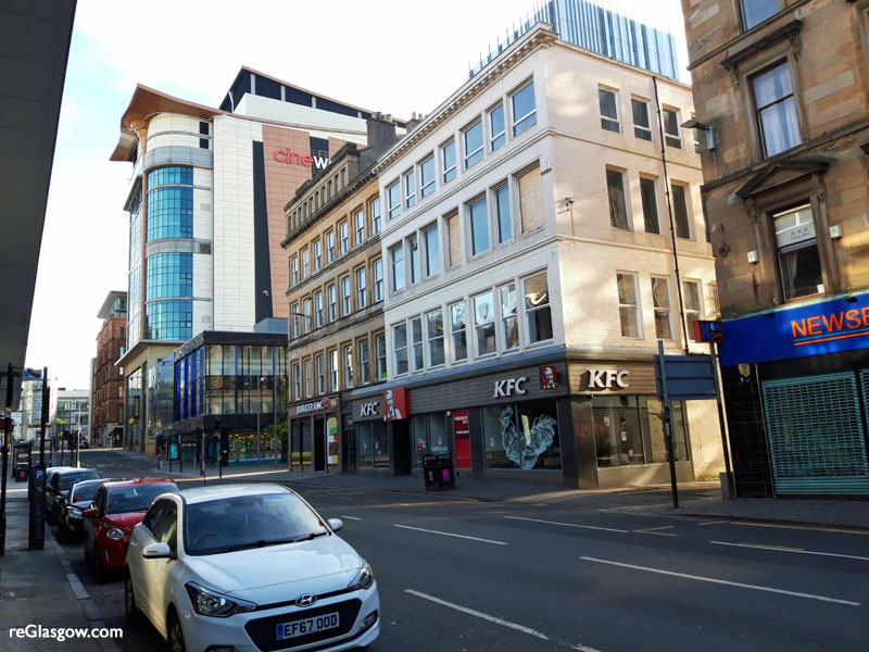 CITY Centre Apartments Conversion And Roof Extension Plan Rejected