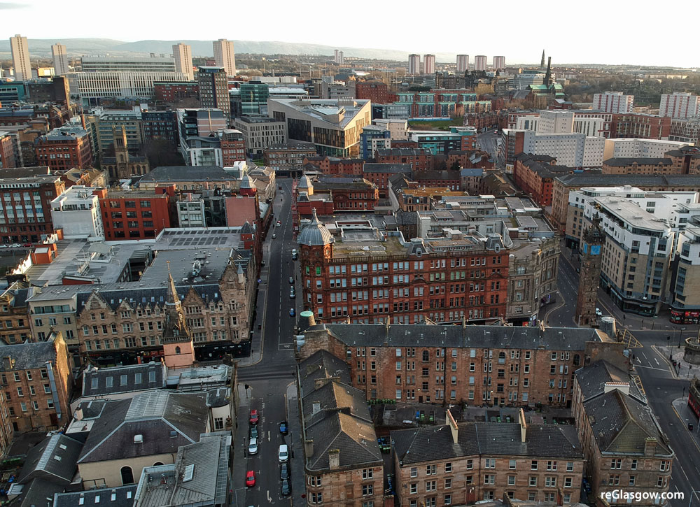 PUBLIC Asked For Views On Future Of Four City Centre Districts