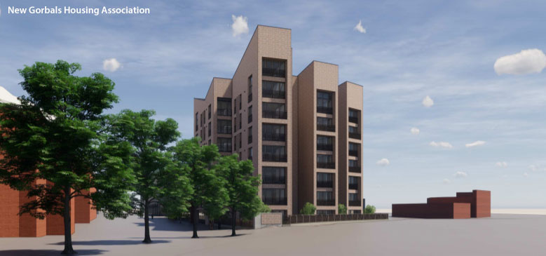 DECISION Delayed On Flats For Landmark Gorbals Site
