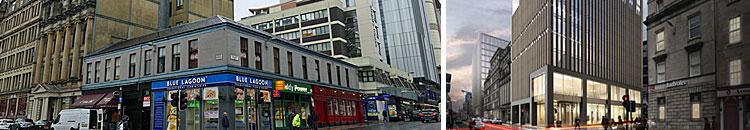 MASSIVE Glasgow City Centre Hotel Plan Gets Go-Ahead