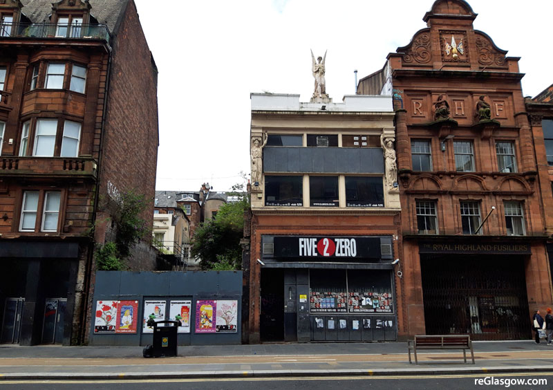 PLAN To Keep Facade Of B-Listed Building As Part Of Flats Tower At 'Missing Tooth' Site