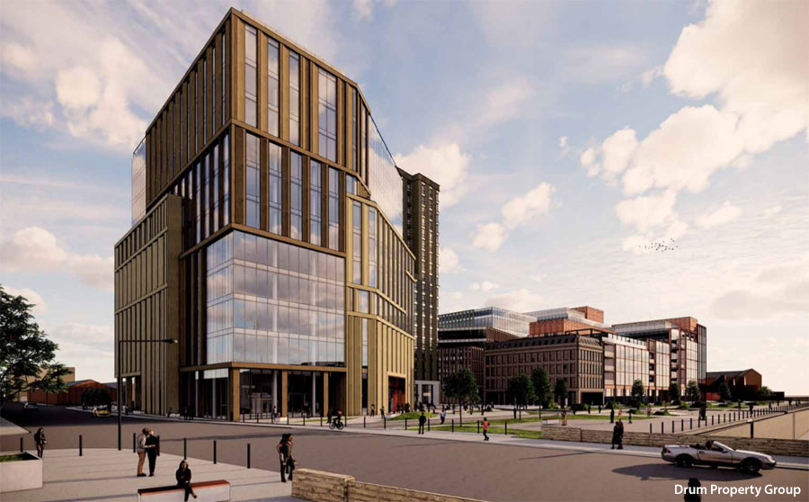 IN Pictures — Buchanan Wharf 'Gateway' Office Building Designs Unveiled